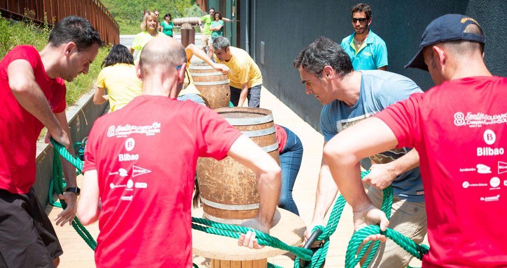 Actividades de team bonding para empresas en Euskadi